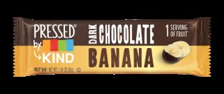 Dark Chocolate Banana Pressed